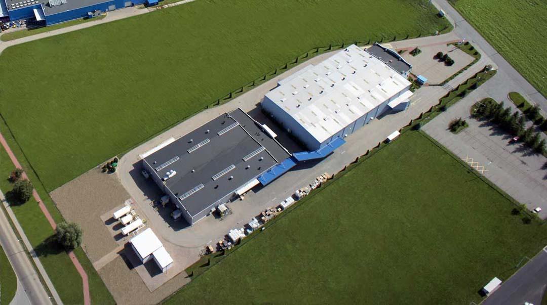 Zdjęcie Zakładu numer 1 w Dzierżoniowie